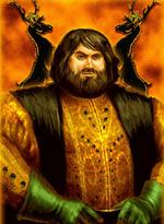 Robert BARATHEON (GAME OF THRONES)