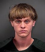 Dylann Storm-ROOF