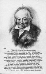 Charles Bonaventure Marie TOULLIER